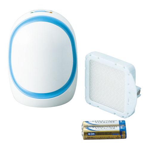 10414 アースノーマット電池式90日セットホワイトブルー 10414 1245425