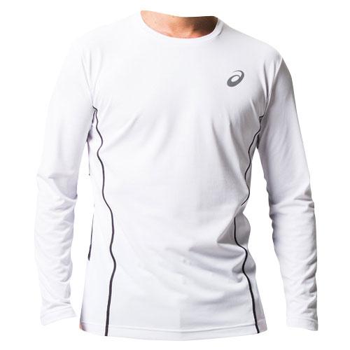 ウィンジョブロングスリーブシャツ ブリリアントホワイト/ダークグレー L 2271A008.100L 1487874